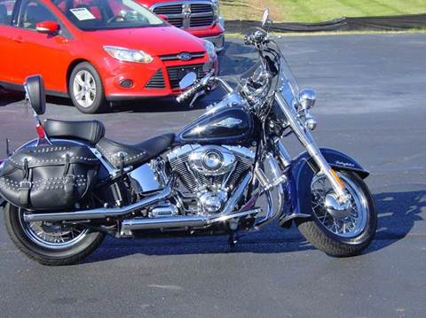 2014 Harley-Davidson Heritage Softail Classic for sale in Machesney Park, IL