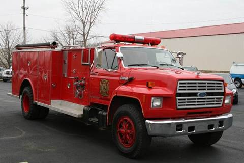 1985 Ford F-8000