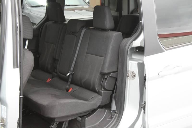 Tremendous 2014 Ford Transit Connect Wagon Xlt 4Dr Lwb Mini Van W Rear Uwap Interior Chair Design Uwaporg