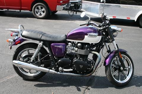 2013 Triumph Bonneville for sale in Machesney Park, IL