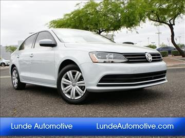 2017 Volkswagen Jetta for sale in Peoria, AZ