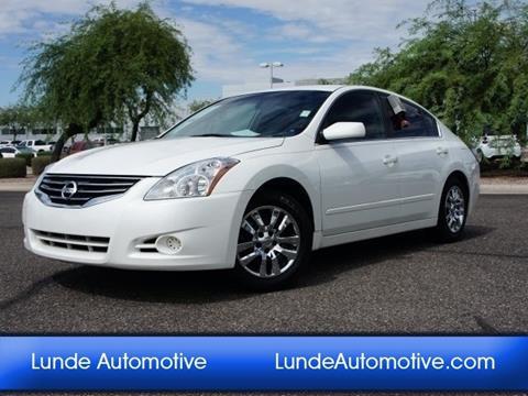 2010 Nissan Altima for sale in Peoria, AZ
