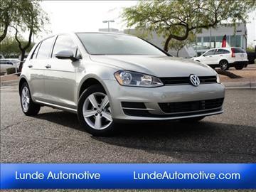 2017 Volkswagen Golf for sale in Peoria, AZ