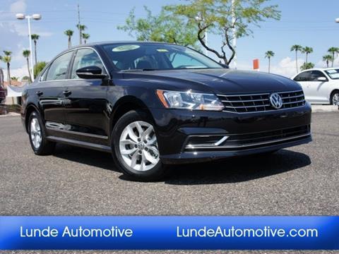 2017 Volkswagen Passat for sale in Peoria, AZ