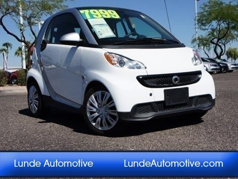 2014 Smart fortwo for sale in Peoria, AZ