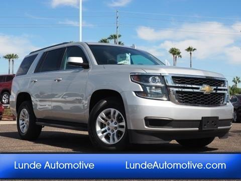 2016 Chevrolet Tahoe for sale in Peoria, AZ