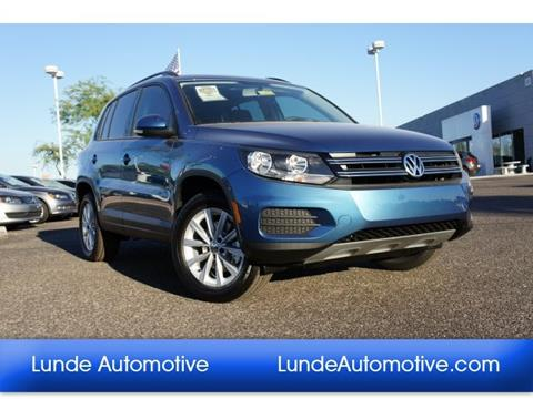 2017 Volkswagen Tiguan Limited for sale in Peoria, AZ