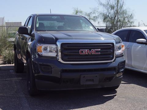 2017 GMC Canyon for sale in Peoria, AZ