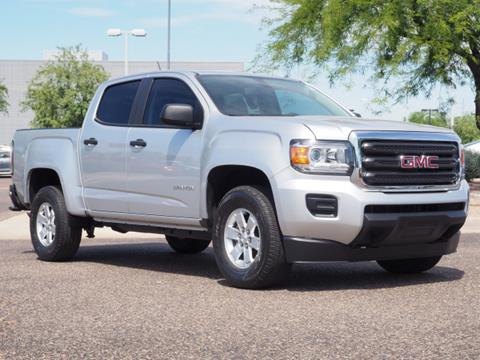 2016 GMC Canyon for sale in Peoria, AZ