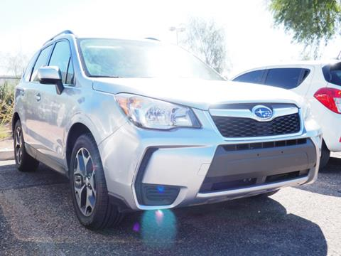 2016 Subaru Forester for sale in Peoria, AZ