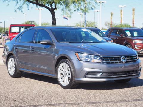 2019 Volkswagen Passat for sale in Peoria, AZ