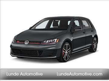 2017 Volkswagen Golf GTI for sale in Peoria, AZ