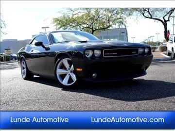 2010 Dodge Challenger for sale in Peoria, AZ