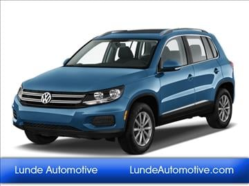 2017 Volkswagen Tiguan for sale in Peoria, AZ