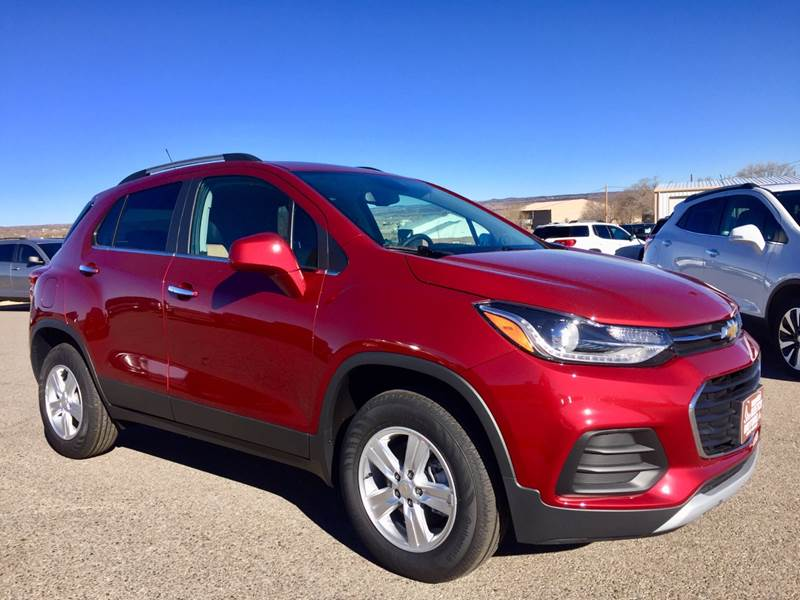 2019 chevrolet trax awd lt 4dr crossover in cortez co. Black Bedroom Furniture Sets. Home Design Ideas