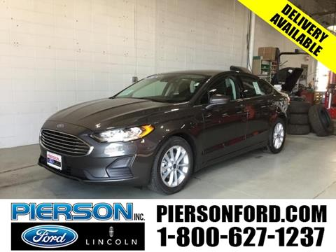 2019 Ford Fusion for sale in Aberdeen, SD