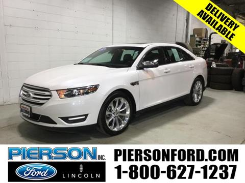 2018 Ford Taurus for sale in Aberdeen, SD