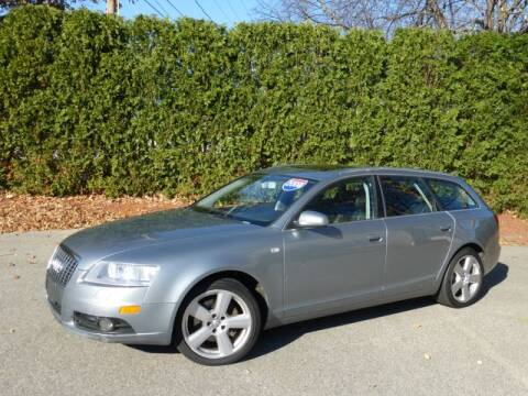 2008 Audi A6 allroad 3.2 Avant quattro for sale at EUROPEAN MOTORSPORTS SALES AND SERVICE INC. in Lawrence MA