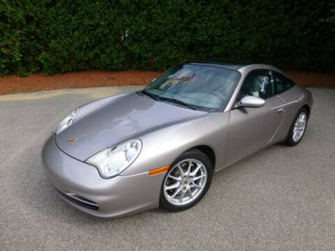2003 Porsche 911 Targa for sale at EUROPEAN MOTORSPORTS SALES AND SERVICE INC. in Lawrence MA