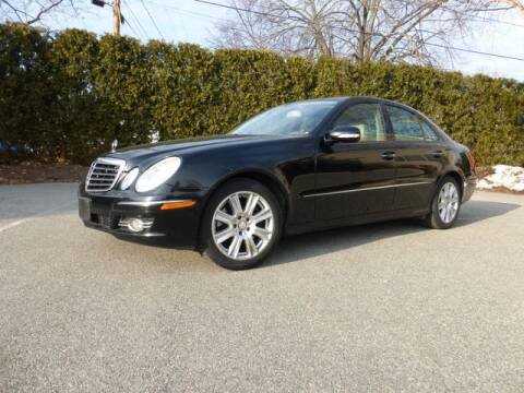 2008 Mercedes-Benz E-Class E 350 4MATIC for sale at EUROPEAN MOTORSPORTS SALES AND SERVICE INC. in Lawrence MA