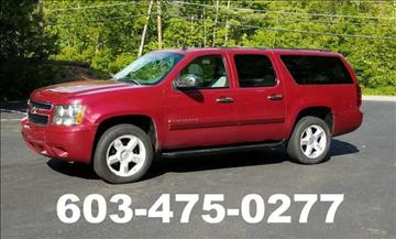 2007 Chevrolet Suburban for sale in Danville, NH