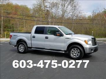2010 Ford F-150 for sale in Danville, NH