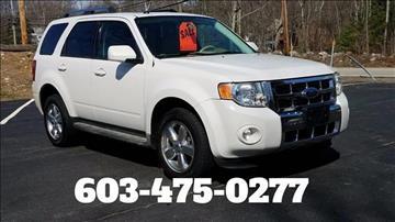 2009 Ford Escape for sale in Danville, NH