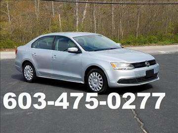 2013 Volkswagen Jetta for sale in Danville, NH