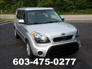 2013 Kia Soul for sale in Danville, NH