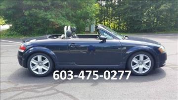 2003 Audi TT for sale in Danville, NH