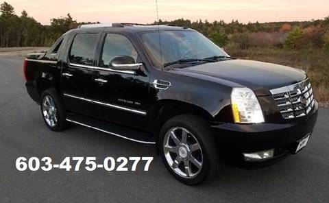 2007 Cadillac Escalade EXT for sale in Danville, NH
