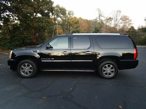 2007 Cadillac Escalade ESV for sale in Danville, NH
