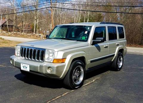 2008 Jeep Commander for sale in Danville, NH