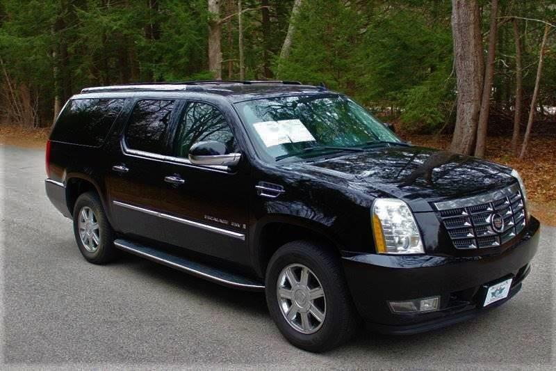 2007 Cadillac Escalade Esv In Danville Nh Flying Wheels