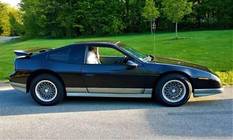 1986 Pontiac Fiero for sale in Danville, NH