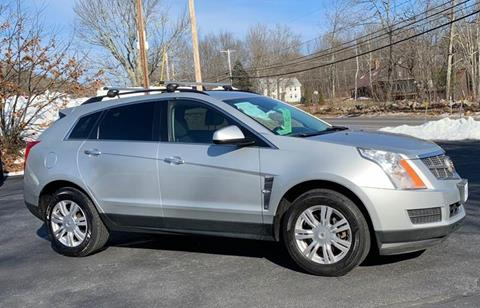 2011 Cadillac SRX for sale at Flying Wheels in Danville NH