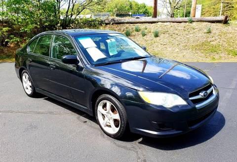 2008 Subaru Legacy for sale at Flying Wheels in Danville NH