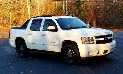 2007 Chevrolet Avalanche for sale in Danville, NH