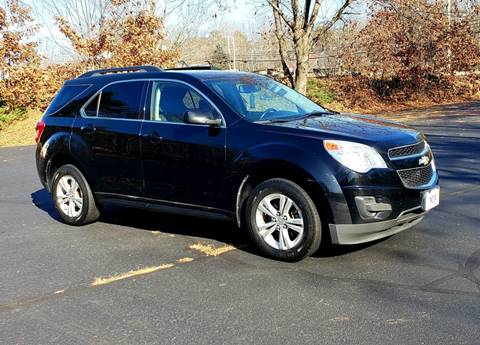 2010 Chevrolet Equinox for sale at Flying Wheels in Danville NH
