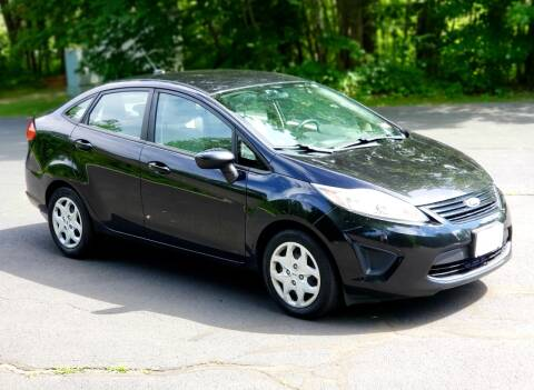 2012 Ford Fiesta for sale at Flying Wheels in Danville NH