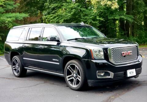 2015 GMC Yukon XL for sale at Flying Wheels in Danville NH