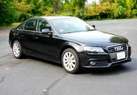 2011 Audi A4 for sale at Flying Wheels in Danville NH