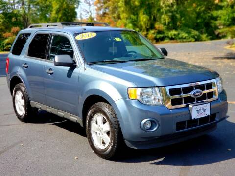 2012 Ford Escape for sale at Flying Wheels in Danville NH