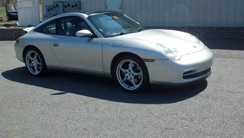 2002 Porsche 911 for sale at Flying Wheels in Danville NH