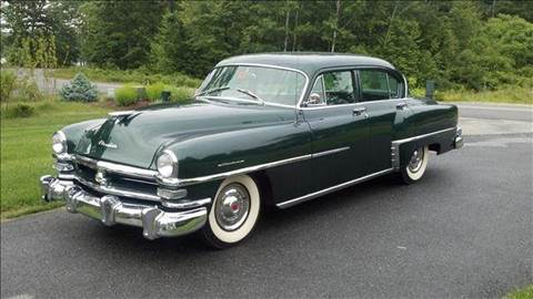1953 Chrysler Concorde for sale at Flying Wheels in Danville NH