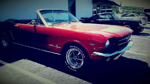 1966 Ford Mustang for sale at Flying Wheels in Danville NH