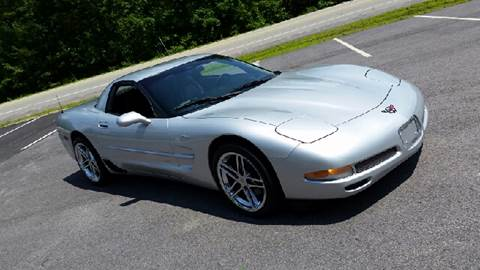2001 Chevrolet Corvette for sale at Flying Wheels in Danville NH