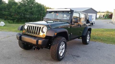 2008 Jeep Wrangler for sale at Flying Wheels in Danville NH