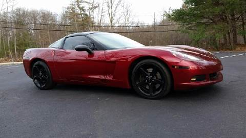 2007 Chevrolet Corvette for sale at Flying Wheels in Danville NH