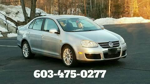 2008 Volkswagen Jetta for sale in Danville, NH